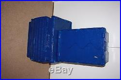 12x72L Large Strong Storage Crate Plastic Removal, Garage Box, carboot box