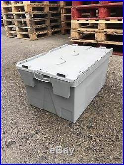 15 XLarge Plastic Storage tote Boxes