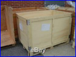 1 X Large Wooden Box Heavy Duty For Export Storage Box Pallet Crate Carton