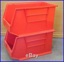 56 x ARTB50 LARGE RHINO TUFF Storage Bins 457 x 280 x 254mm high