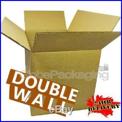 90 x Large D/W Stock Removal Cartons Boxes 22x14x14