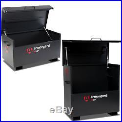 Armorgard OXBox Site Tool Storage Box (Various Sizes) Secure Safe Store