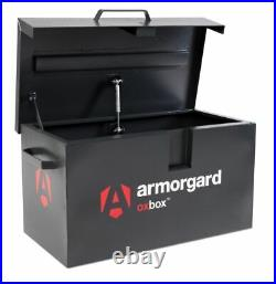Armorgard OxBox OX1 Secure Van Vault Storage Safe Box 915x490x450mm Tool Chest