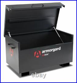 Armorgard OxBox OX3 Secure Van Vault Storage Safe Box 1200x665x630mm Tool Chest