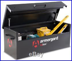 Armorgard Oxbox Large Pick-Up Box Tool Storage Safe