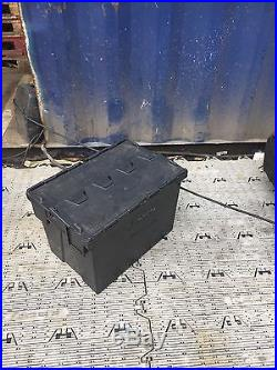 Attached Lidded Crates 600x400x350