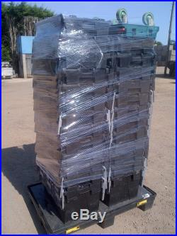 Attached Lidded Crates 600x400x400