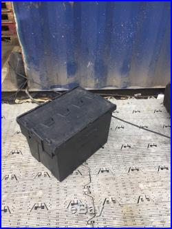 Attached Lidded Crates 700x440x310