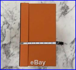 Authentic Hermes Birkin 35 Storage Box Gift Set + Accessories 16 x 15.5 x 9