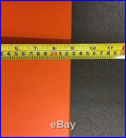 Authentic Hermes Birkin Handbag Gift Storage Box Size 39x31x22cm + Ribbon