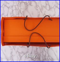 Authentic Hermes XL Birkin 35 Storage Box Gift Set + Extras 17 x 17 x 5.5