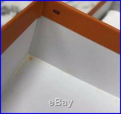 Authentic Hermes XL Storage Gift Box + Tissue & Pillow 16.75 x 16.75 x 6.75