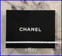 BRAND NEW Authentic Chanel Magnetic Storage Box Gift Set + Extras 14 x 11 x 5