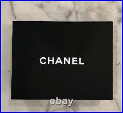 BRAND NEW Authentic Chanel Magnetic Storage Box Gift Set + Extras 15 x 11 x 6
