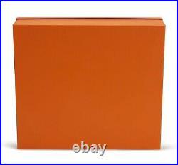 BRAND NEW Authentic Hermes Handbag Storage Gift Box With Original Tissue Paper