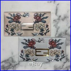 BRAND NEW, MINT Authentic Fendi Storage Box Gift Set + Extras 13 x 10 x 5.5