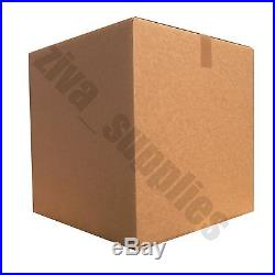 Big Stackable CARDBOARD BOXES Large Square Packaging for Shipping Parcels X XL