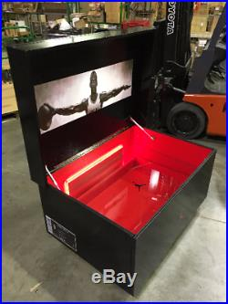 Black and Red Giant Jordan Shoe box Storage MADE TO ORDER LARGE SIZE