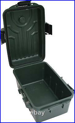 Box Outdoor Storage Container Large Travel Organizer Water Proof Built-in Compas