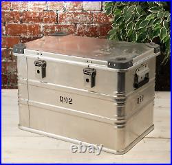 British Army Military Bott Aluminium Transport Flight Storage Case box BO1
