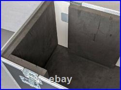 British Army Military Large Wheeled Equipment Transit Flight Storage Case Box