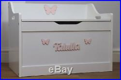 personalised baby toy chest