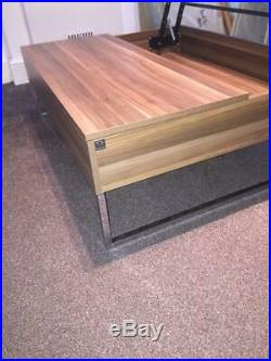 Dogtas Large Coffee Table Lift Up Top with Storage Box (110 x 91 x 38cm)