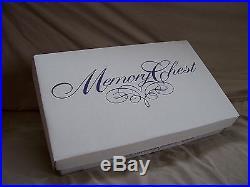 Ex Large Wedding Gown Preservation Kit Bridal Storage White