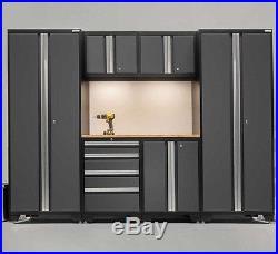Garage Storage Cupboards Wall Metal