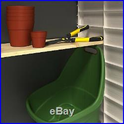 Gardens Storage Shed Bin Box Extra Large Container Bikes Lawn Mower