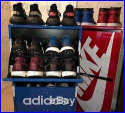 Giant Designer Shoe Storage Cabinet Box Adidas Large by Gigantic