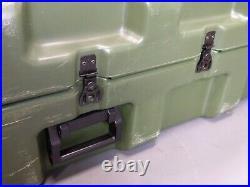 Hardigg Pelican Large Transport Flight Storage Case Box British Army MOD