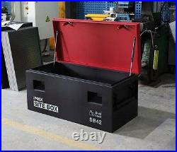 Hilka Site Box 42 steel tool storage chest vault security safe sb42