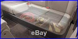 Husky Under Seat Storage Box 2014 2018 Chevy Silverado Gmc