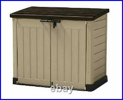 Keter Store It Out MAX Garden Lockable Storage Box 125 x 145cm LARGE SIZE