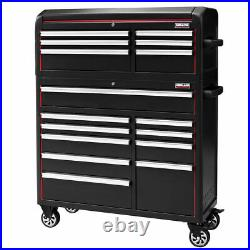 Kirkland Signature WORKSHOP storage RedLine 16-Drawer Garage Mechanics Tool Box