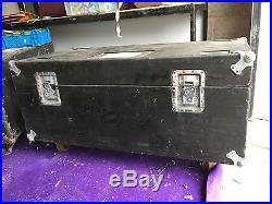 Large Flightcase, Trunks, Storage Boxes On Wheels