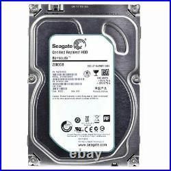 Large Storage 3.5 Hard Drive 1TB to 4TB Open Box with 100% Guaranteed