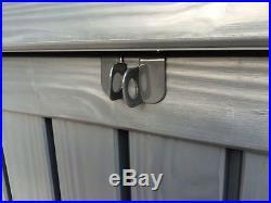 Large Storage Box Deck Bench Patio Organizer Modern Saving Space Lockable Home