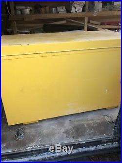 Large Track Safe Site Storage Tool Box Van Track Vault Workshop