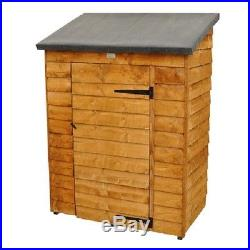 Large Wooden Garden Shed Outdoor Patio Garage Storage Tools Box Yard Cabinet