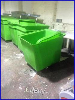 Large plastic/ heavy duty Bins