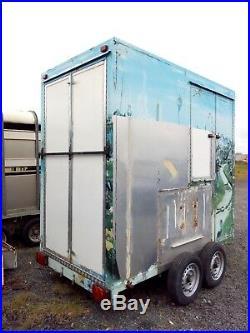 Large storage/box trailer