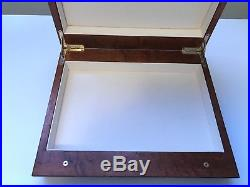 Lecoultre high quality large desktop display storage box