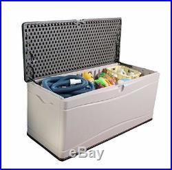 Lifetime 60012 492 Litres Extra Large Storage Box
