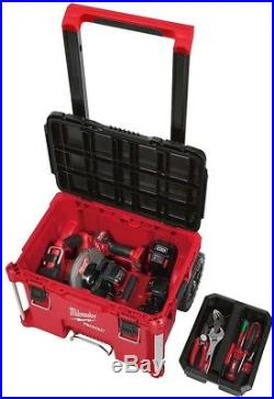 Milwaukee Packout Modular Tool Box Storage System Home Garage Organizer