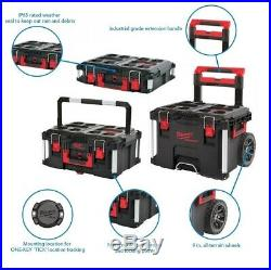 Milwaukee Packout Storage System Set Tool Box 3 Pcs 4932464244