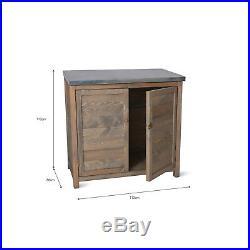 NQP GARDEN TRADING Large Aldsworth Storage Box Tall Ref 1