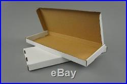 (OP14) 500 pcs Large letter size cardboard postal boxes PIP 300/130/20