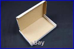 (OP1) 1000 pcs Large letter size cardboard postal boxes PIP 120 x 200 x 22 mm